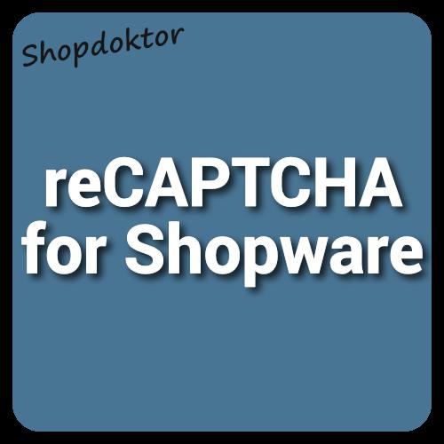 reCAPTCHA (SW5)